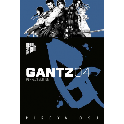 Gantz Perfect Edition 04