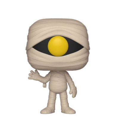 Nightmare before Christmas POP! Movies Vinyl Figure Mummy...