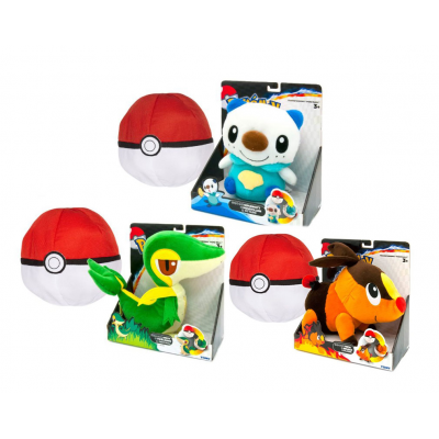 Pokemon 2-in-1 Plush Figure 30 cm