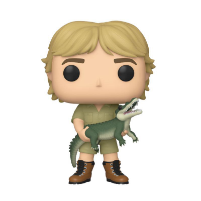 The Crocodile Hunter POP! TV Vinyl Figure Steve Irwin 9 cm