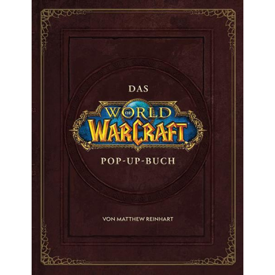 World of Warcraft: Pop-Up Buch