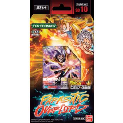 Dragon Ball Super Card Game - Starter Deck Display 10,...