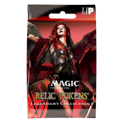 UP - Relic Tokens Legendary Collection for Magic: The...