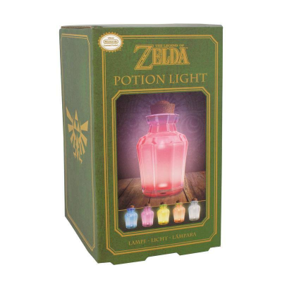 Legend of Zelda Leuchte Potion Jar