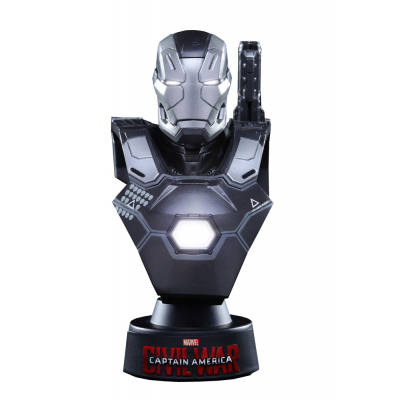Captain America Civil War Büste 16 War Machine Mark III 11 cm