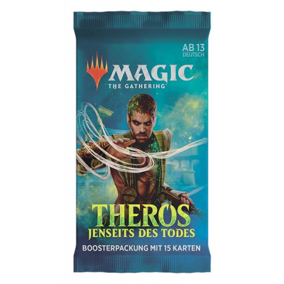 MTG - Theros: Jenseits des Todes Booster Pack, Deutsch