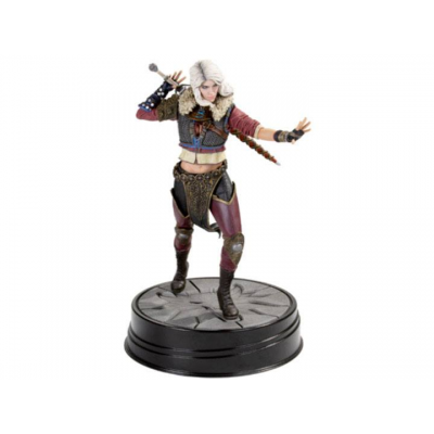 Witcher 3 Wild Hunt PVC Statue Ciri (2nd Edition) 20 cm