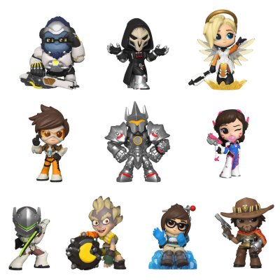 Overwatch Mini Vinyl Figure 6 cm