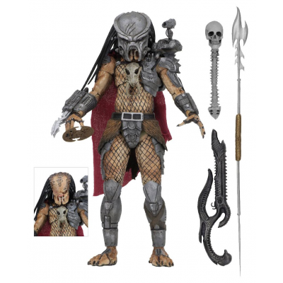 Predator Actionfigure Ultimate Ahab Predator 20 cm