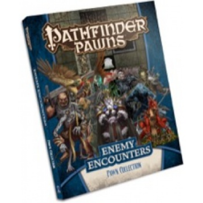 Pathfinder Pawns: Enemy Encounters Pawn Collection, Englisch
