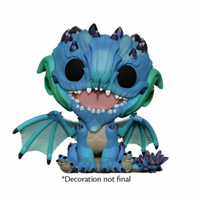 Guild Wars 2 POP! Games Vinyl Figur Baby Aurene 9 cm