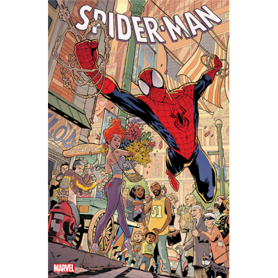 Spider-Man (2019) 14, Marvel-Tag Variant