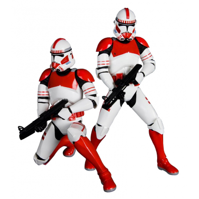 Statue - Shock Trooper ARTFX+ Limited Edition Doppelpack 18 cm