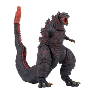 Godzilla Head to Tail Action Figure Shin Godzilla 15 cm