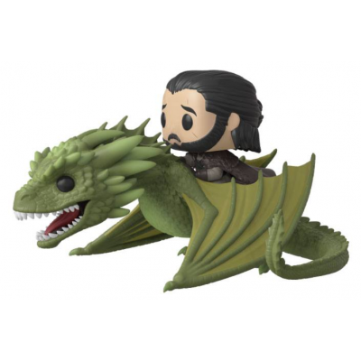 Game of Thrones POP! Rides Vinyl Figure Jon Snow &...