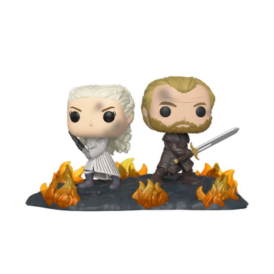 Game of Thrones POP Moment! Vinyl Figures 2-Pack Daenerys...