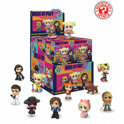 Birds of Prey Mystery Minis Vinyl Mini Figure 6 cm