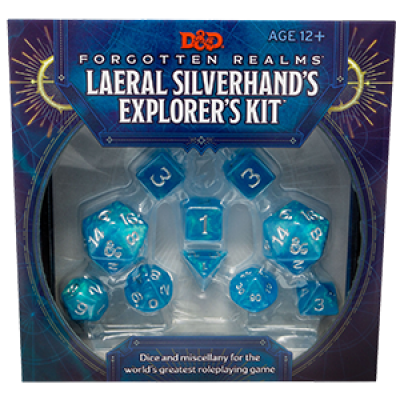 D&D Forgotten Realms: Laeral Silverhands Explorers Kit (EN)