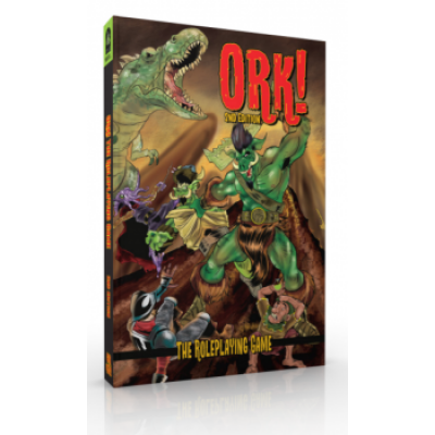 Ork: The Roleplaying Game, English