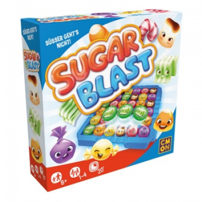 Sugar Blast, German