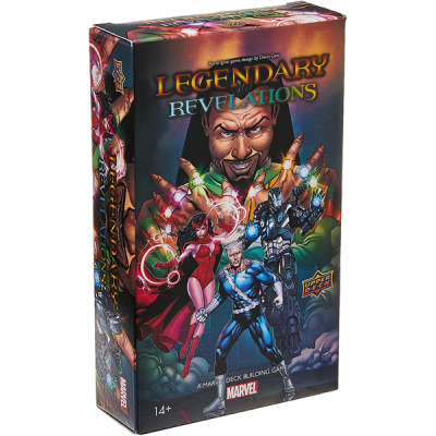 Legendary: A Marvel Deck Building Game - Revelations, English