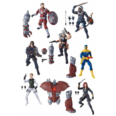 Marvel Legends Series Action Figures 15 cm 2020 Black Widow