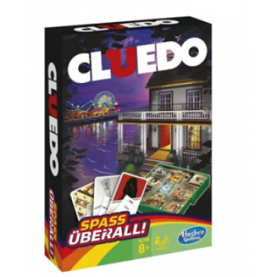 Cluedo Kompakt, German