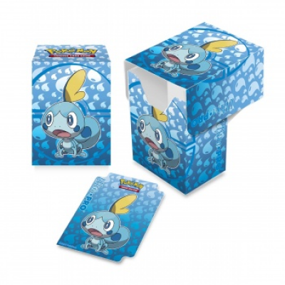 UP - Full-View Deck Box - Pokemon Sword and Shield Galar...