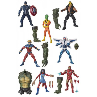 Marvel Legends Series Actionfiguren 15 cm Gamerverse