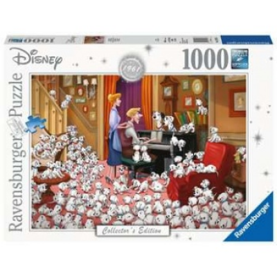 Ravensburger Puzzle - Disney Collectors Edition 101...