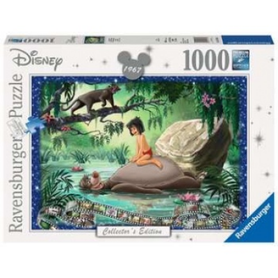 Ravensburger Puzzle - Disney Collectors Edition Jungle...