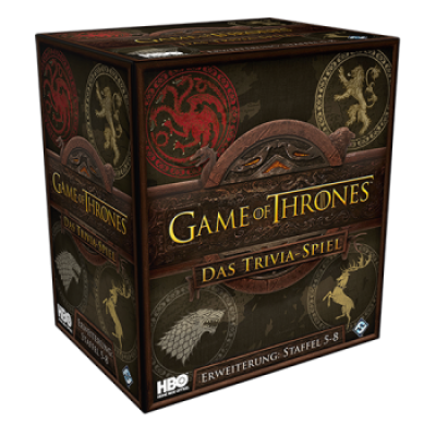 Game of Thrones: Das Trivia-Spiel – Episode 5-8 (GER)