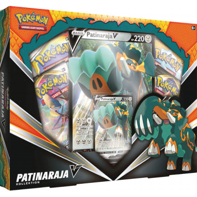 Pokemon Patinaraja-V Box (DE)