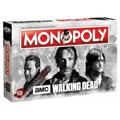 Monopoly The Walking Dead AMC (DE)