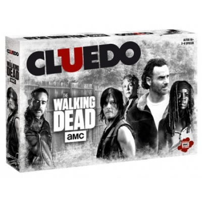 Cluedo - The Walking Dead AMC (DE)