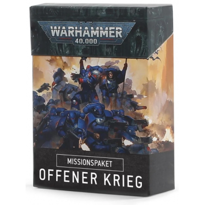 Warhammer 40,000: Open War Mission Pack (GER)
