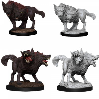 D&D Nolzurs Marvelous Miniatures - Death Dog