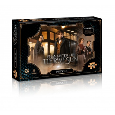 Fantastic Beasts 1 Jigsaw Puzzle