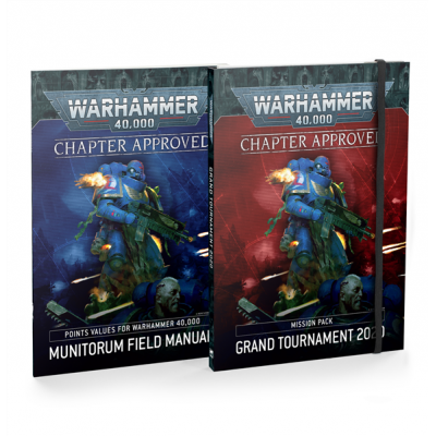Chapter Approved: Grand Tournament 2020 Mission Pack and...