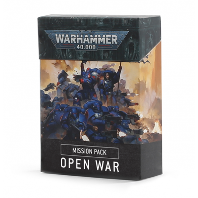 Warhammer 40,000: Open War Mission Pack (EN)
