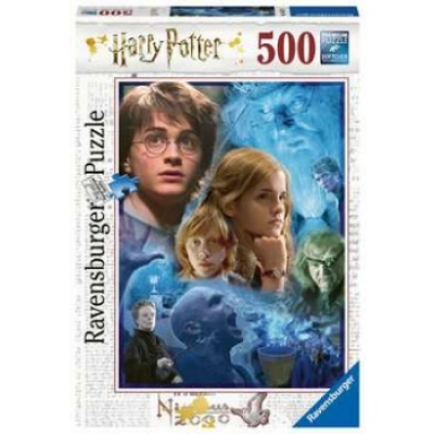 Ravensburger Puzzle - Harry Potter in Hogwarts 500 Pieces