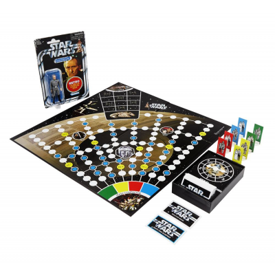 Star Wars Board Game Escape from Death (GER)