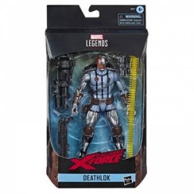 Marvel Legends Deathlok Actionfigur