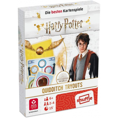 Harry Potter Quidditch Tryouts (GER)