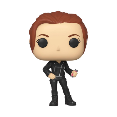 Black Widow POP! Marvel Vinyl Figure Black Widow (Street)...