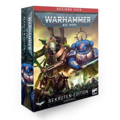 Warhammer 40,000 Recruit Edition (GER)