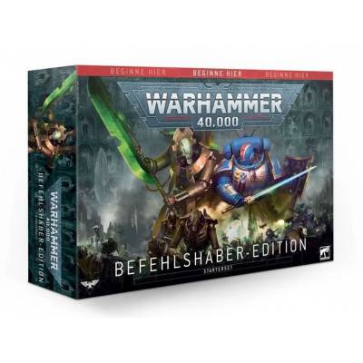 Warhammer 40,000 Command Edition (GER)