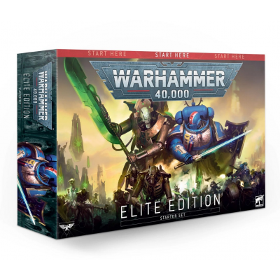 Warhammer 40.000: Elite Edition (GER)