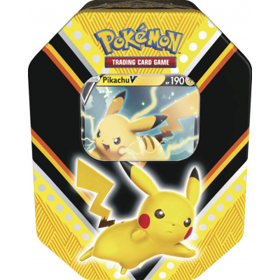 Pokemon Tin 88 Pikachu-V (GER)