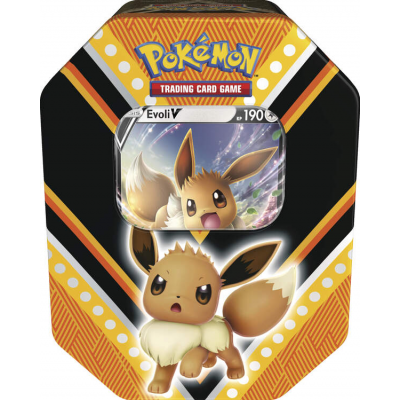 Pokemon Tin 89 Evoli-V (GER)